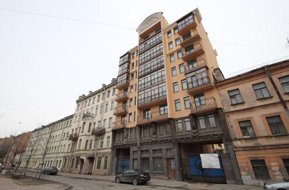 Жилой комплекс на улице Черняховского, 25