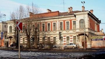дом начальника обуховского завода