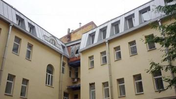 Мансарда на улице Жуковского, 59–61