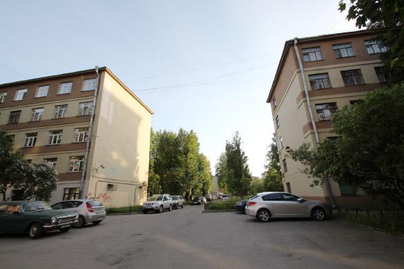 Каменноостровский, 64