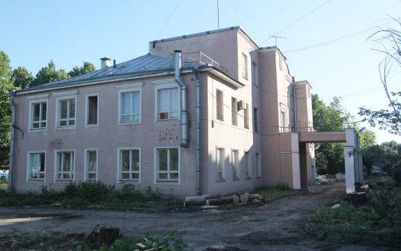 Здание детского сада в Крапивном переулке, 4