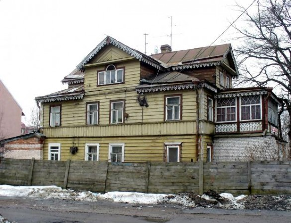 Межозёрная ул., 16