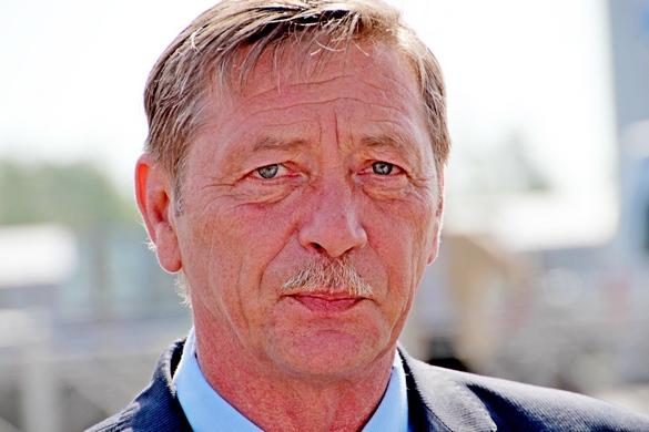 Никольский Евгений Владимирович, глава администрации Красносельского района