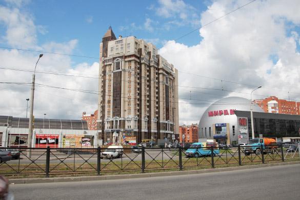 Выборгское шоссе, 5, корпус 1
