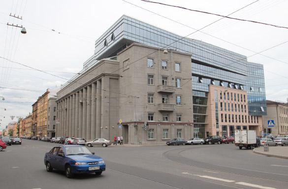 """Херсонская улица, 12-14, бизнес-центр """"Renaissance Pravda"""""""