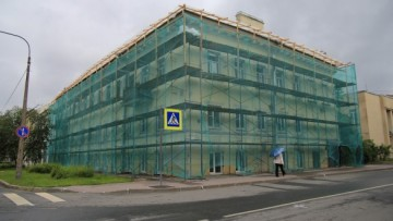 Реставрация домов в центре Кронштадта (2 of 3)