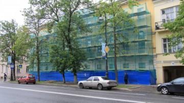 Реставрация домов в центре Кронштадта (3 of 3)