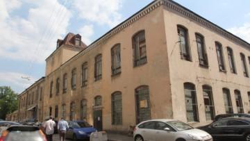 Смолячкова, 6, вид со стороны переулка Зеленкова