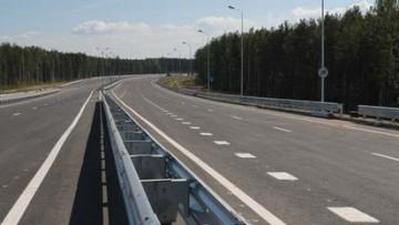 Участок новый трассы Сортавальского шоссе — от Керро до поворота на Васкелово