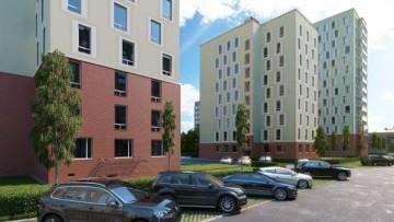 «Сандэй», проект, фасады, вид зданий