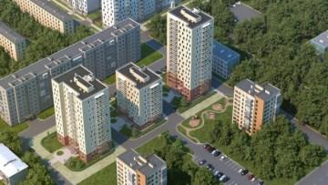 Проект жилого квартала «Сандэй» в Сосновой поляне