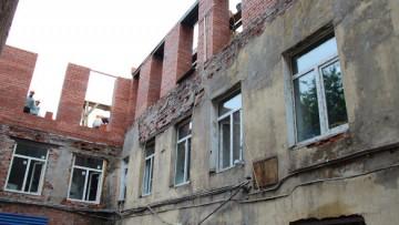 Улица Союза Печатников, 8, надстройка