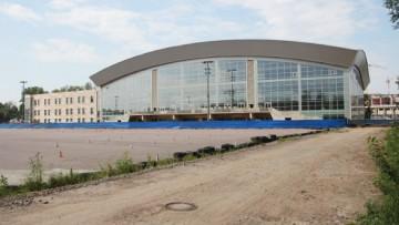 Баскетбольный комплекс клуба «Спартак», Южная дорога
