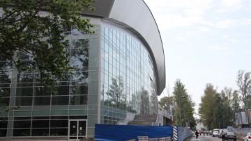 Баскетбольный комплекс клуба «Спартак»