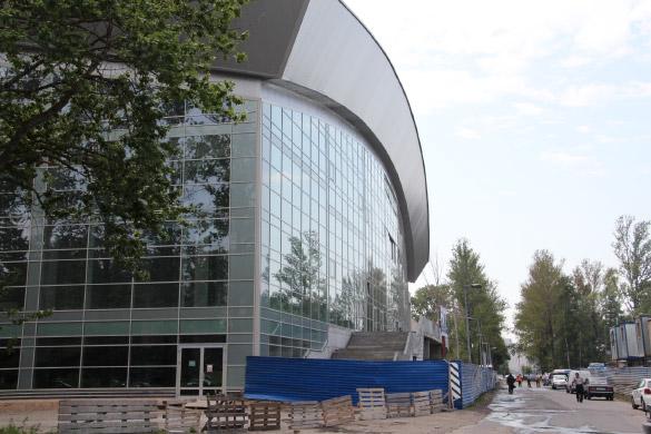 """Баскетбольный комплекс клуба """"Спартак"""""""