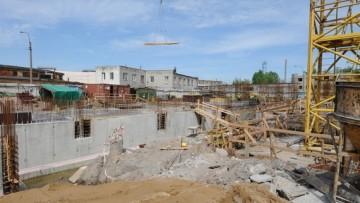 Средний проспект В.О., 89, пстроительство жилого комплекса Suomi