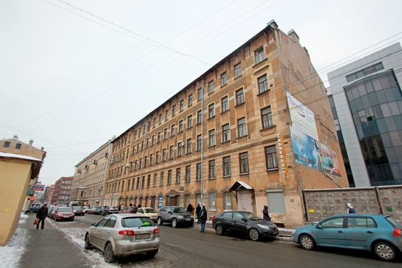 Заставская улица, 25