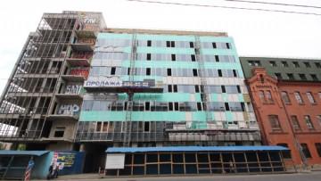 17-я линия Васильевского острова, 52, «заброшенное здание»