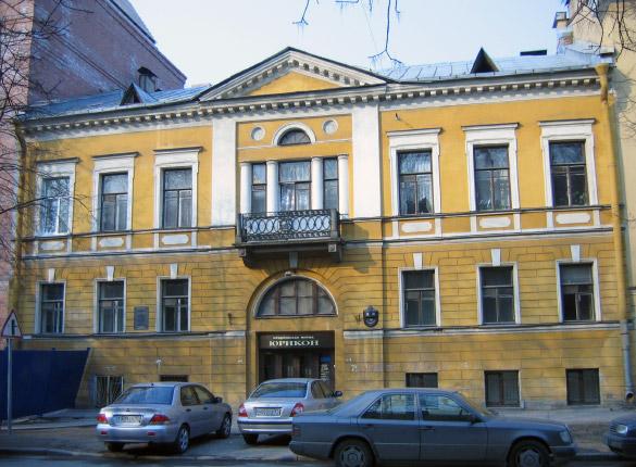 Дом Семеновой