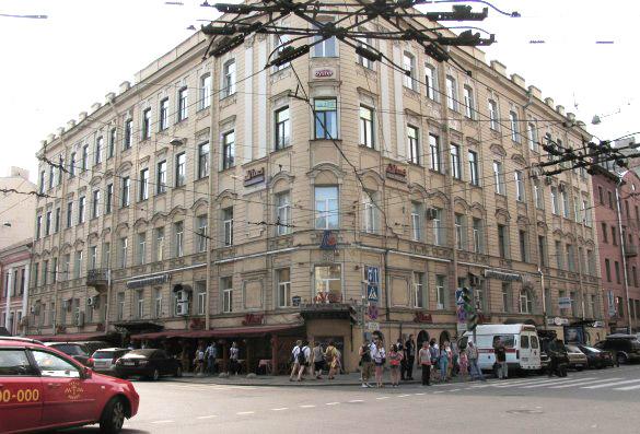 Малая Морская улица, 15