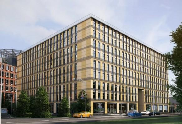 Проект апарт-отеля Avenue-Apart на улице Академика Павлова