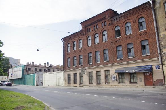 Бывшая фабрика Мельцера