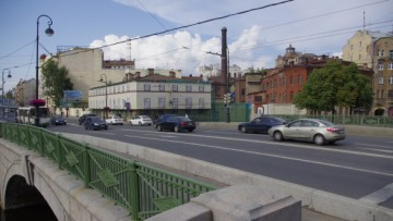 Бывшая фабрика Мельцера, дом Корлякова