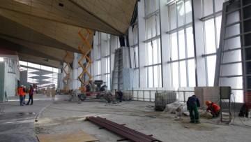 Новый терминал в Пулково