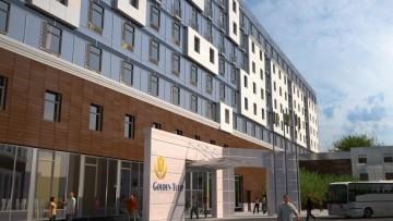 Киевская улица, проект бизнес-центра Энерго
