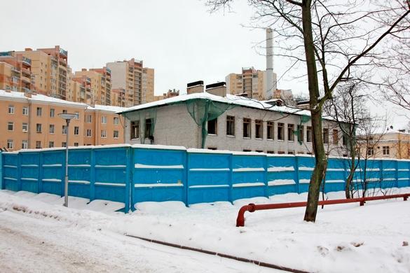 Детский сад на проспекте Стачек, 162
