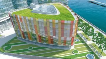Проект апарт-отеля у ТРК «Питерленд»