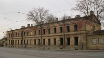 Заброшенный Петербург