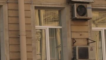 Кондиционеры на доме 15 по Малой Морской улице