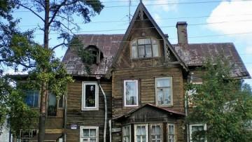 Коннолахтинский проспект, 17, Ольгино