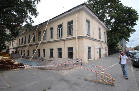 Дом Хлебникова, Марата, 79
