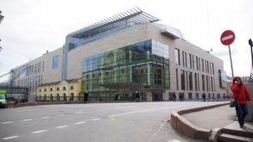 Фасад Мариинки-2