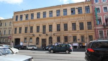 Обер-прокурорский дом на Литейном проспекте, 62