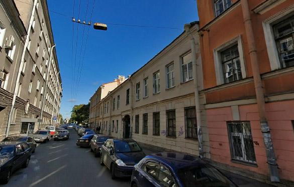 Орловский переулок, 3