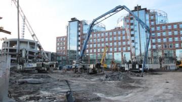 Строительство Апарт-отеля на Академика Павлова, 5