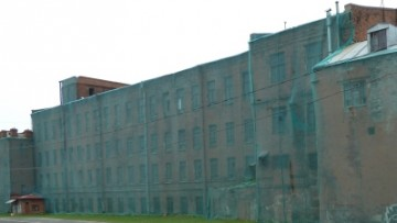 Здание Николаевской мануфактуры на Кантемировской, 3