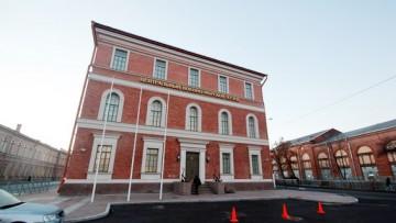 Военно-морской музей в Крюковых казармах