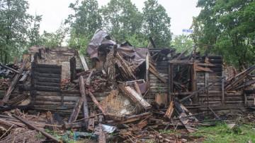 Дом Захари в Петергофе