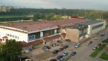 Спортивный комплекс на Раевского, 16