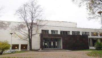 Библиотека Аалто в Выборге