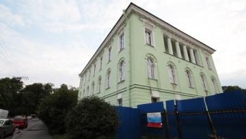 Общежитие Аграрного института в Пушкине