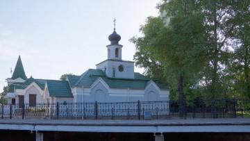 Храм Тихвинской иконы Божией Матери в Сестрорецке