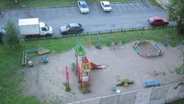 Детская площадка на Науки, 44