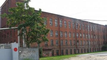 Корпус ткацкой фабрики на Кантемировской, 3