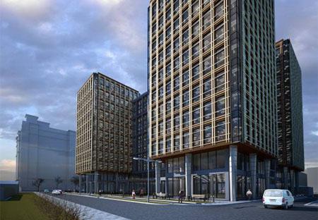 Проект бизнес-центра на Варшавской