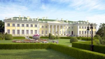 Проект реконструкции Каменноостровского дворца